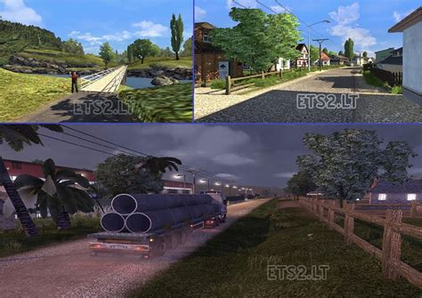 game ets mod indonesia map indonesia jalur selatan 1 3 add on ets 2 mods