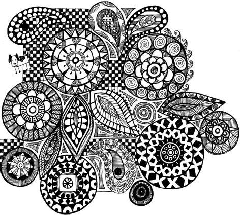 draw doodle decorate miriam badyrka is the doodler leaf pod doodles