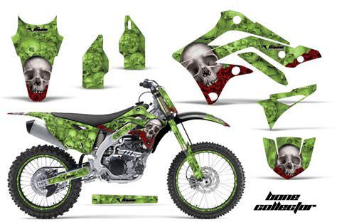 kxf graphics kit kawasaki motocross graphic