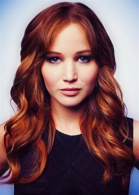 jennifer lawrence hair co or for two toned pixie 50 best red hair color ideas herinterest com part 3