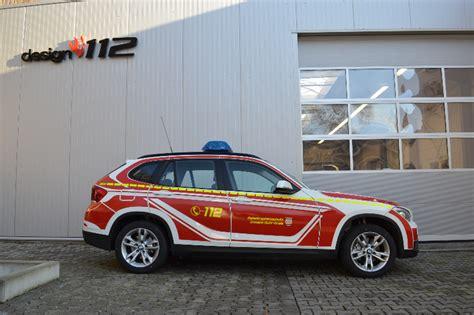 3m Folie Ral 3000 by Design112 Kdow Feuerwehr Bmw X1 Ennepe Ruhr Kreis Ral 3000