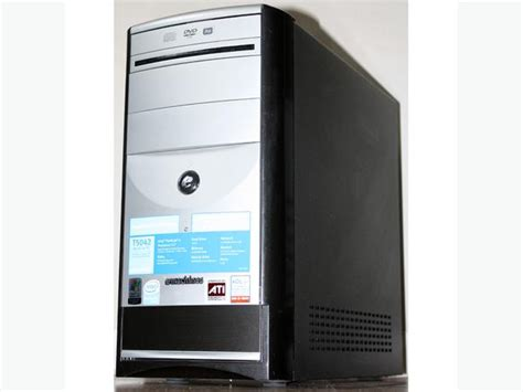 Ram Komputer Pentium 4 emachine t5048 desktop pc pentium 4 ht 3 07ghz 1gb ram 100gb hdd dvdrw east