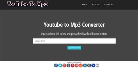 tutorial youtube mp3 converter top 6 youtube converter sites to convert youtube to mp3