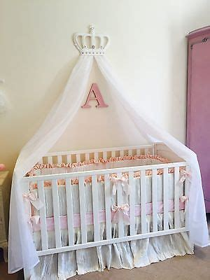 1000 Ideas About Princess Canopy On Pinterest Girls Crown Canopy For Baby Crib