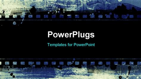 free film powerpoint template film powerpoint template