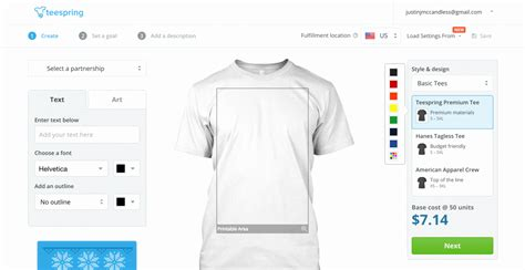 teespring printable area dimensions how teespring uses canvas svg and the dom to design t