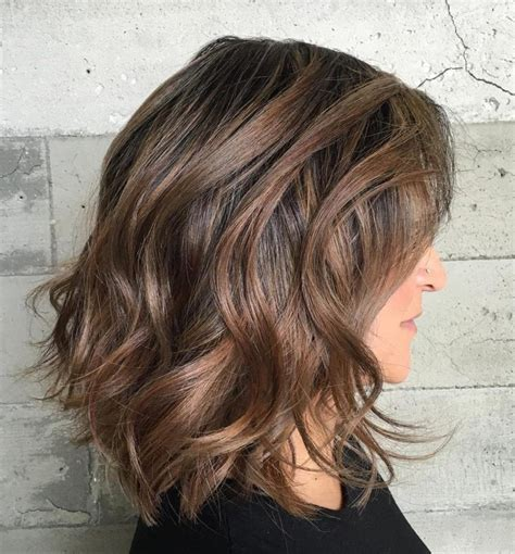 marvelous hairstyles  thick wavy hair haircuts