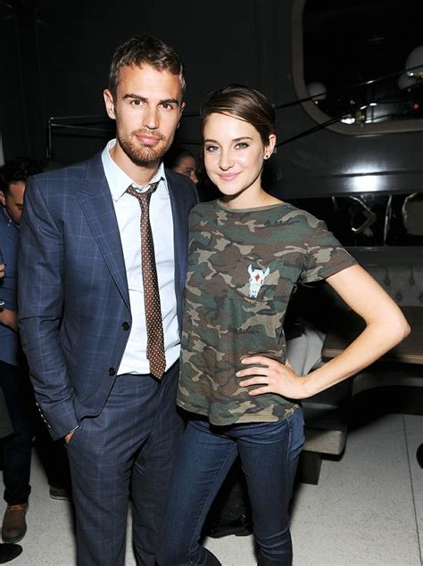 Theo james shailene woodley age difference in marriage