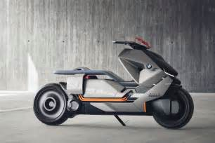 Bmw Scooters Bmw S New Concept Link Scooter Visordown