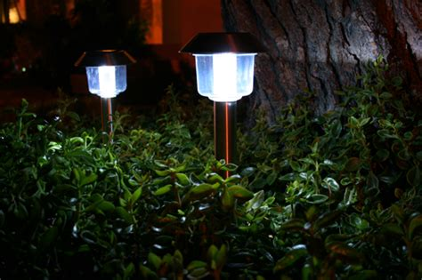 Solar Landscaping Lights Solar Landscape Lighting Casual Cottage
