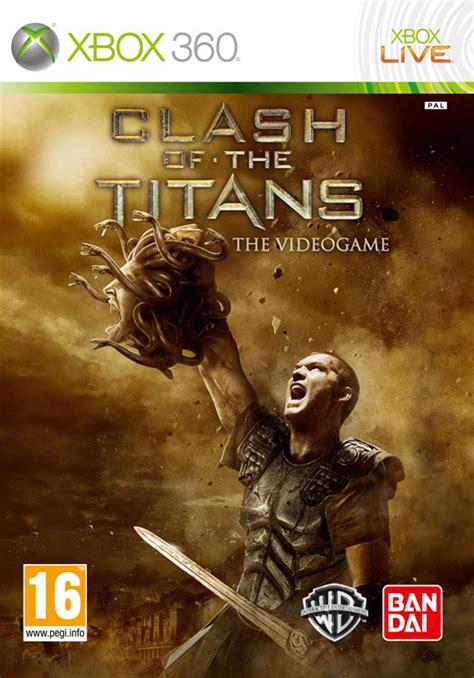 clash of the titans xbox 360 game clash of the titans achievements list xboxachievements com
