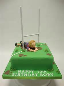 Football Cake Decorations Rugby Pitch Cake Small Celebration Cakes Cakeology