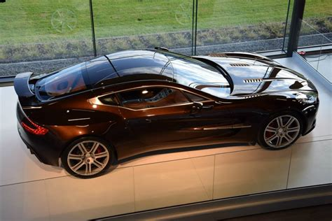 Aston Martin One 77 For Sale Usa by Aston Martin One 77 Shows Up In Belgian Dealership Is It