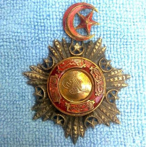 ottoman medals details about antique turkish army ottoman empire silver