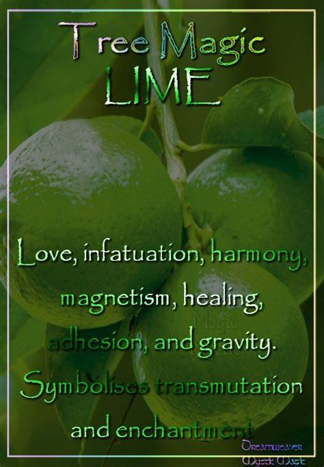 Spiritual Infatuation lime infatuation harmony magnetism healing