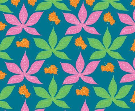 leaf pattern vector art tropical leaf pattern vector vector art graphics