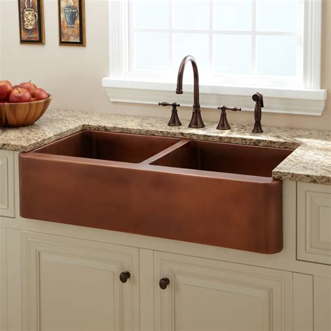 Best Pull Down Kitchen Faucets by White Kitchen Cabinets With Copper Sink Quicua Com