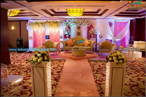 Event Management And Decoration by Royal Wedding Planning At Bicc Dhaka Bd Event