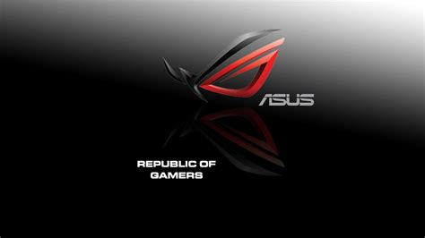 wallpaper desktop asus rog asus wallpaper full hd wallpapersafari