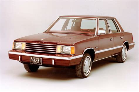 1981 dodge aries front three quarter photo 11