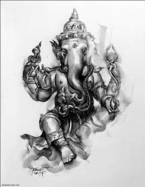 ganesha tattoo prints 58 best images about yoga and art on pinterest mandalas