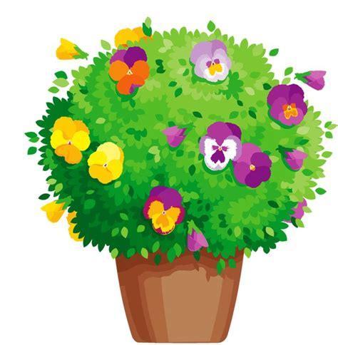 garden flowers clip flower pot 1 clip garden pots