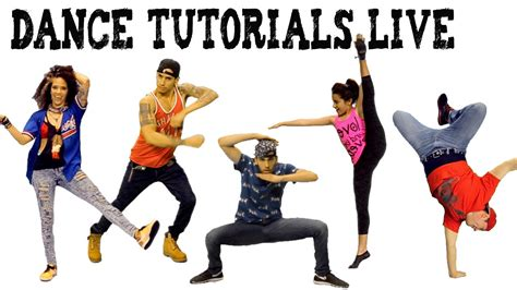 Dance Tutorial Live Instagram | dance tutorials live new tutorial channel 2014