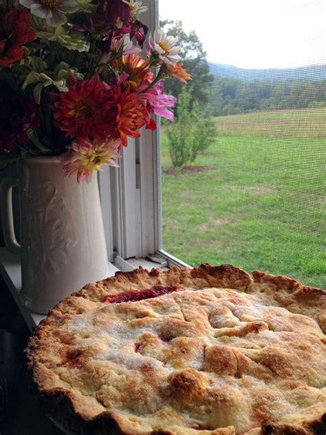 Pie On Window Sill Pie Cooling In The Open Window Farm Window Sill Pie