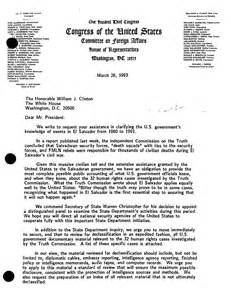 Explanation Letter Of Missing Item Show Me The Missing Documents Why Are Us Documents About The Murder Of Jesuit Priests