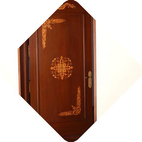 glass inlay front doors solid wood room doors and interior doors in bangalore