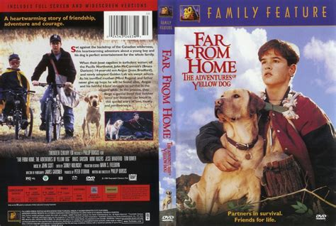 far from home adventures of yellow dvd scanned