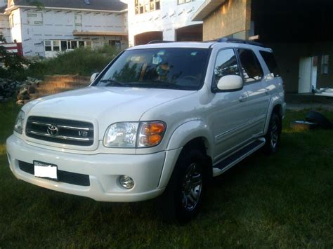 2004 Toyota Sequoia Towing Capacity 2004 Toyota Sequoia Weight