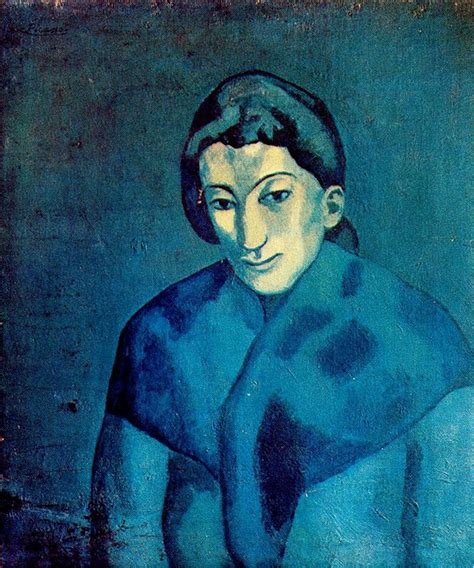 picasso paintings blue dongdong s research on blue period of picasso
