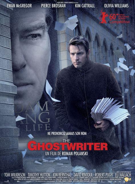 ghost writer de roman polanski  trailer aleman