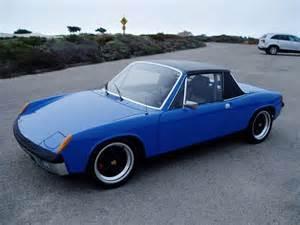 Porsche 914 V8 1973 Porsche 914 V8 Conversion Buy Classic Volks