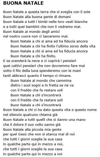 testo canzoni eleno testi canzoni 171 parrocchia di san lorenzo da brindisi