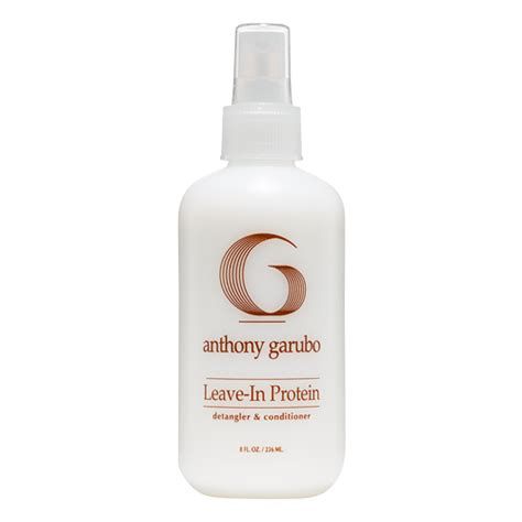 protein leave in conditioner leave in protein anthony garubo salon
