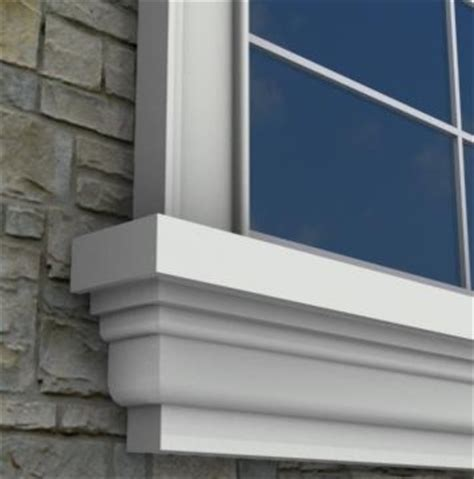 Outside Window Sill Mx212 Exterior Window Sills Molding And Trim Toronto