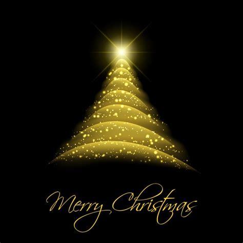 arbol de navidad dorado fondo de 225 rbol de navidad abstracto dorado descargar