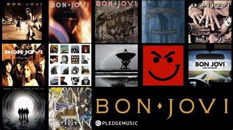 bon jovi album bon jovi vinyl vinyl re issues on pledgemusic