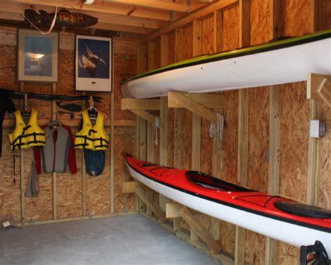 kayak storage houzz