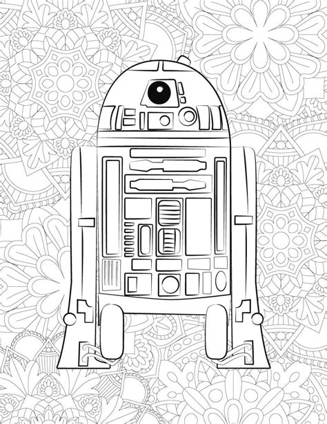 printable wars coloring pages free wars printable coloring pages bb 8 c2 b5