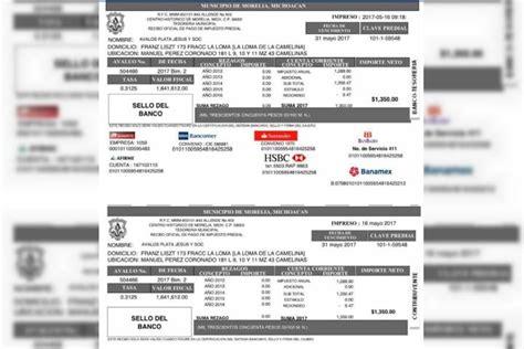formato multiple para pago de predial formato multiple municipio de huehuetoca pago de predial privilegios en