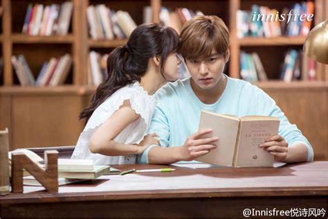 film lee min ho summer love yoona lee minho innisfree cf web drama 썸머 러브 夏日恋曲