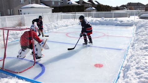 Backyard Rink Kit by Backyard Rink Kit Shut Up And Take Money