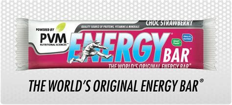 top rated energy bars pvm energy bar strawberry your sa shop in the uk