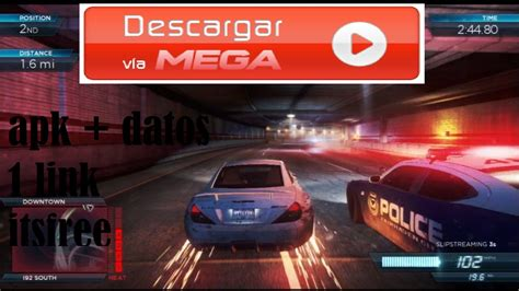 nfs most wanted apk free need for speed most wanted para android apk datos sd mega