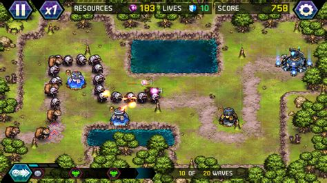 tower defense android the best tower defense on android pcworld