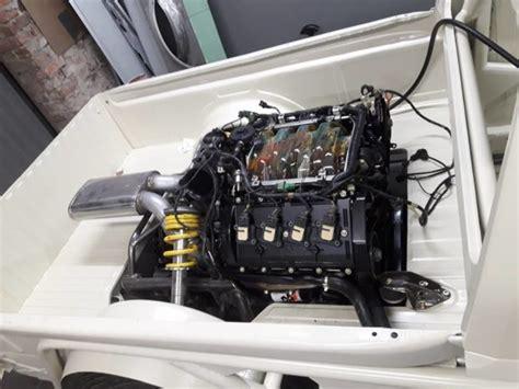 vw caddy   audi    bed engine swap depot