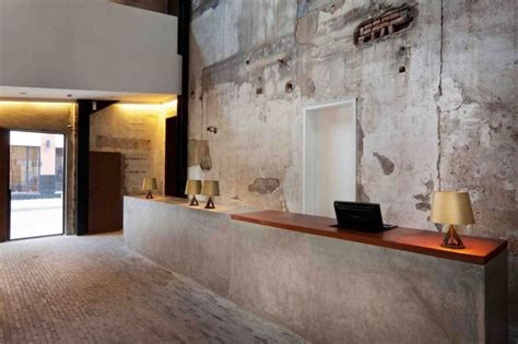 Concrete Reception Desk 50 Reception Desks Featuring Interesting And Intriguing Designs